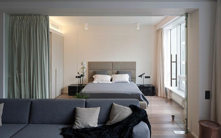 интерьер гостиной - фото № 45733