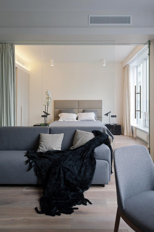 Фото № 45734 гостиная  Квартира