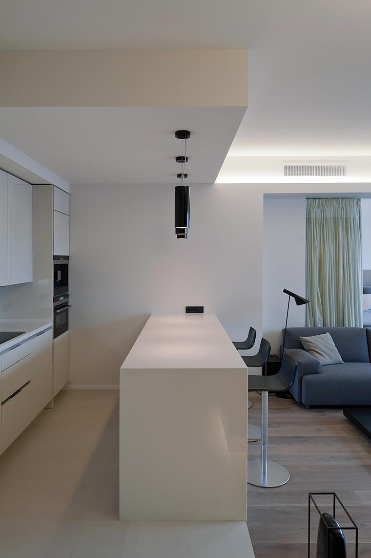 Фото № 45762 кухня  Квартира