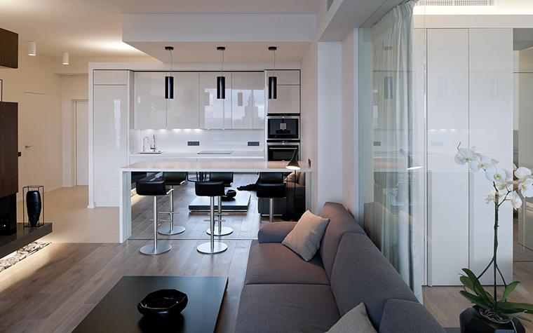 Фото № 45763 кухня  Квартира