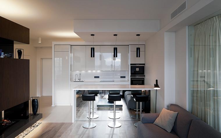 Фото № 45764 кухня  Квартира