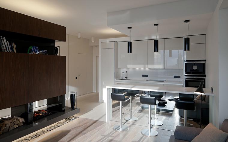 интерьер кухни - фото № 45765