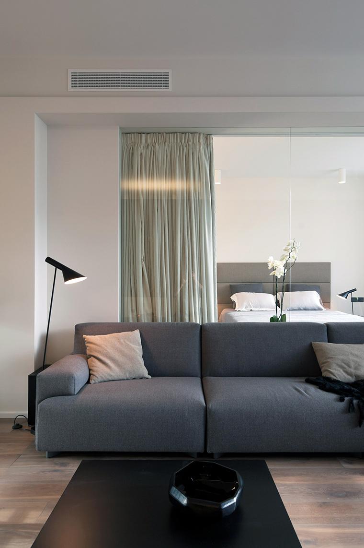 интерьер гостиной - фото № 45737
