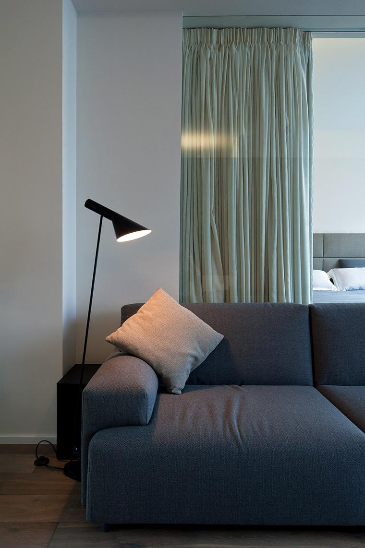 Фото № 45739 гостиная  Квартира