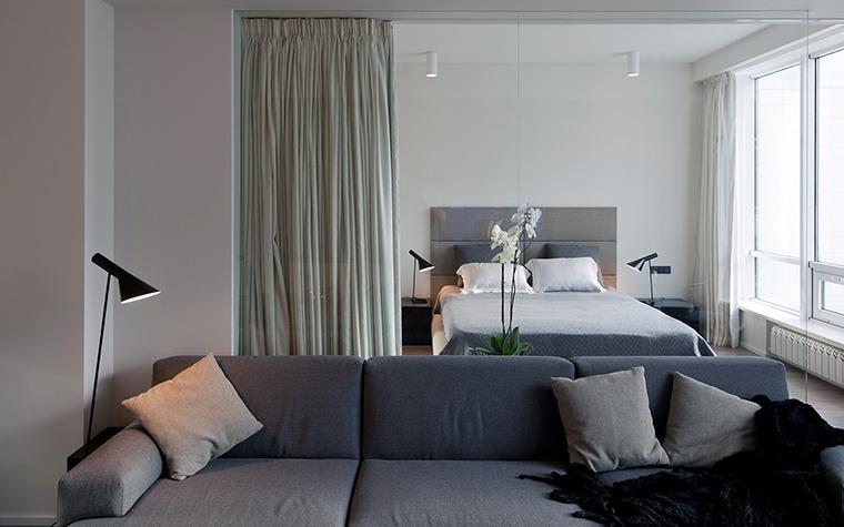 Фото № 45743 гостиная  Квартира