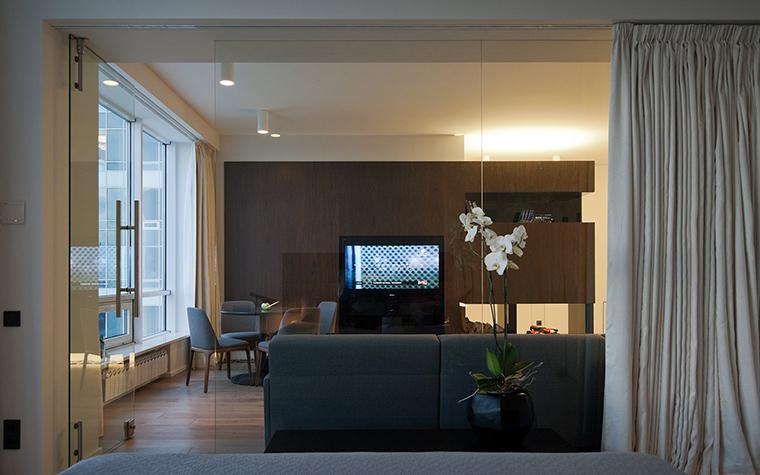 Фото № 45746 гостиная  Квартира