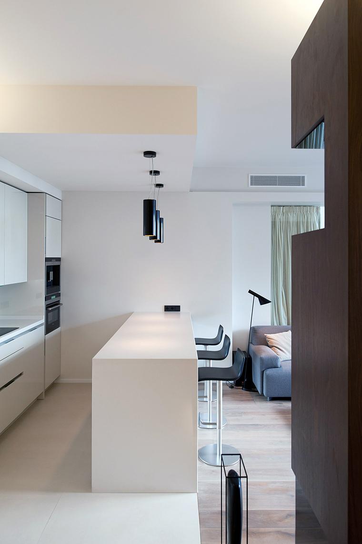 Фото № 45768 кухня  Квартира