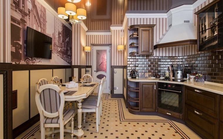 интерьер кухни - фото № 45819