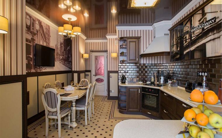 интерьер кухни - фото № 45820