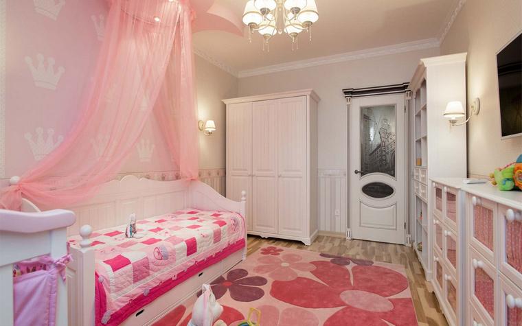 Фото № 45834 детская  Квартира