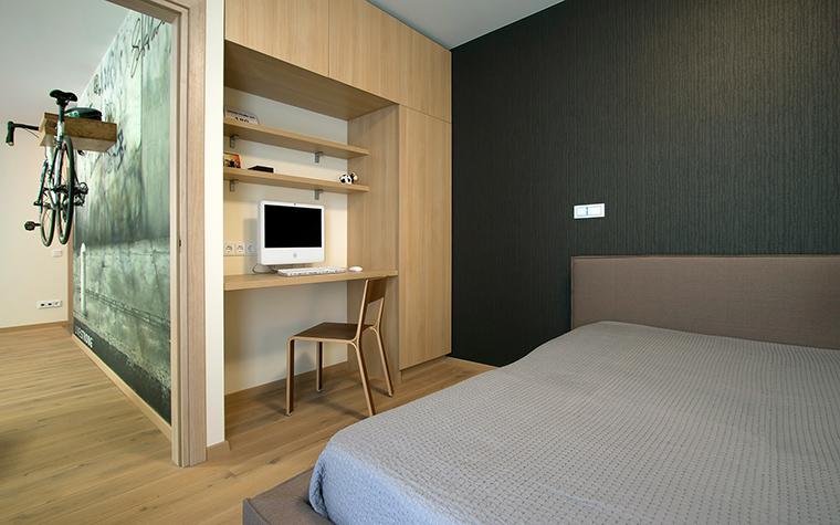 интерьер спальни - фото № 45850