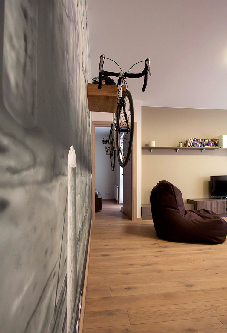 Квартира. гостиная из проекта , фото №45847