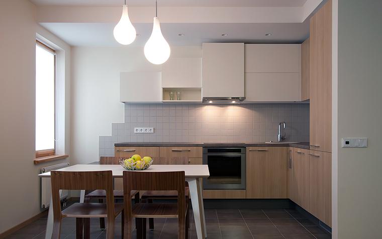 Квартира. кухня из проекта , фото №45848