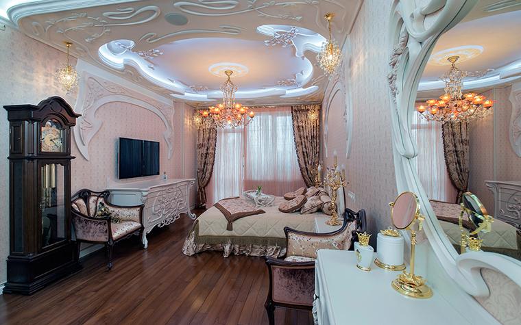 Фото № 45915 спальня  Квартира