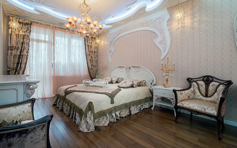 Квартира. спальня из проекта , фото №45916
