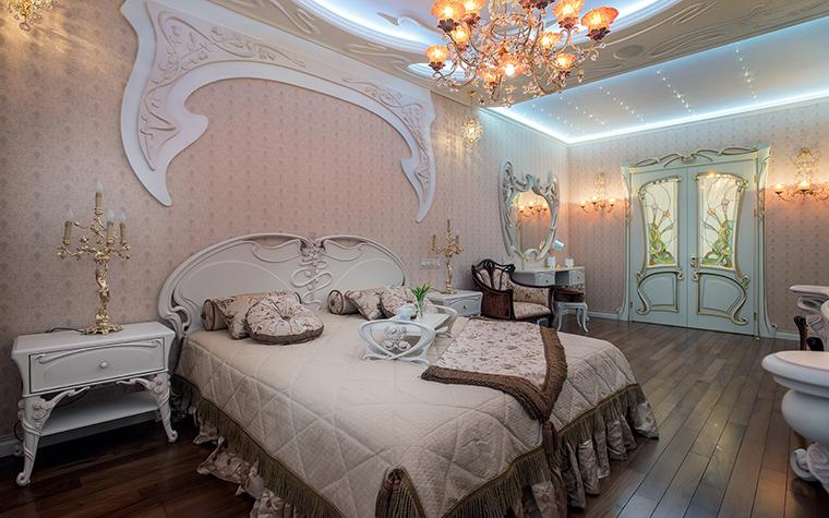 Фото № 45917 спальня  Квартира