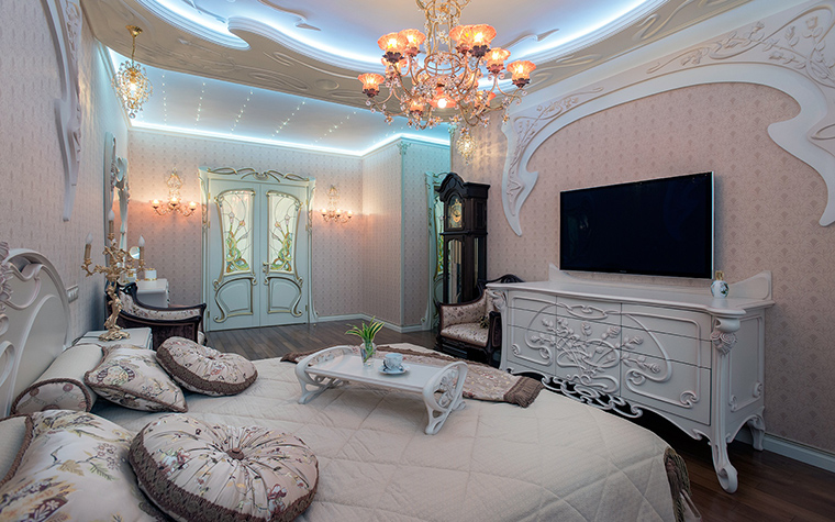 Фото № 45918 спальня  Квартира