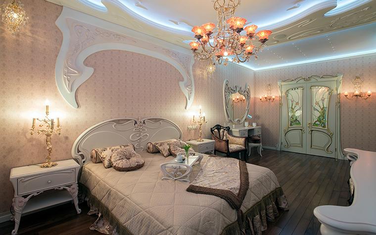 Фото № 45919 спальня  Квартира