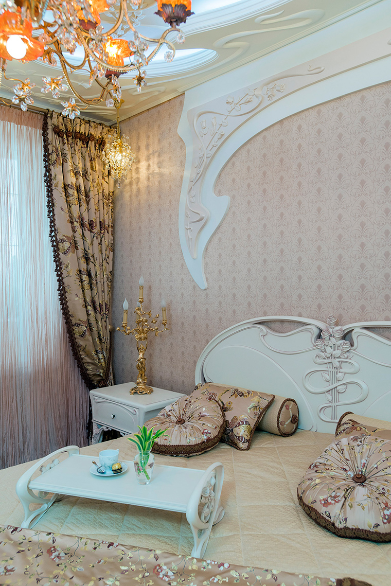 Фото № 45921 спальня  Квартира