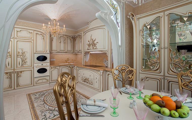 Квартира. кухня из проекта , фото №45909