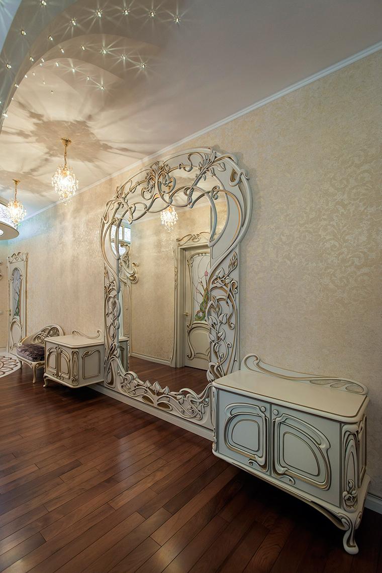 Квартира. холл из проекта , фото №45923