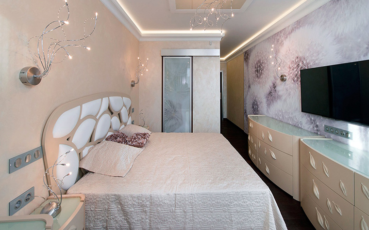 Фото № 45987 спальня  Квартира