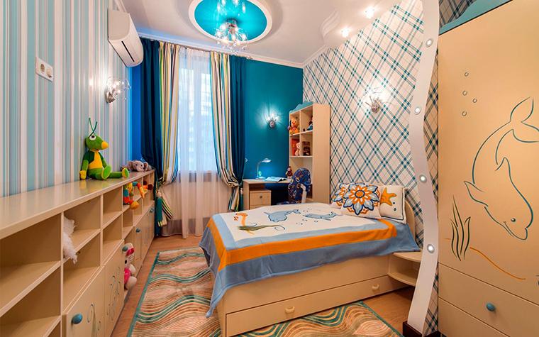 Фото № 45978 детская  Квартира