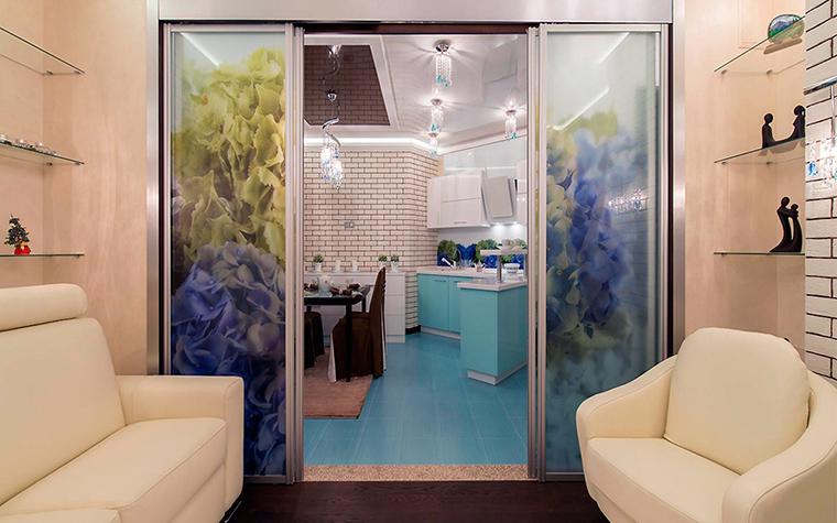 Фото № 45980 кухня  Квартира