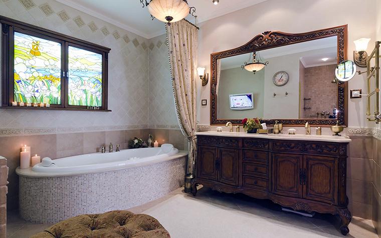Фото № 46000 ванная  Квартира