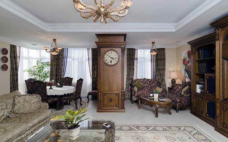 Фото № 46010 гостиная  Квартира