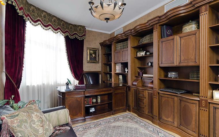 интерьер кабинета - фото № 46003