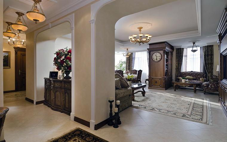 Фото № 46008 гостиная  Квартира