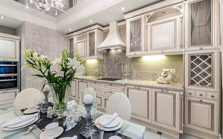 Фото № 46049 кухня  Квартира