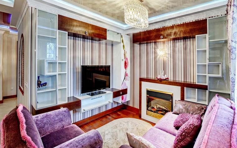 Фото № 46070 гостиная  Квартира