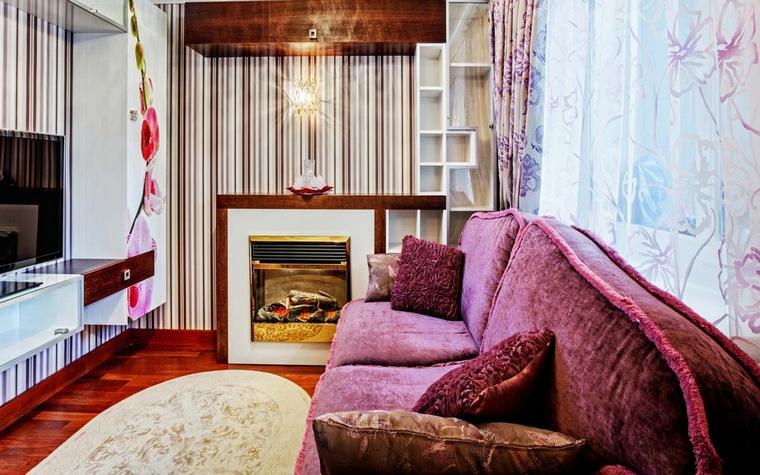 Фото № 46069 гостиная  Квартира