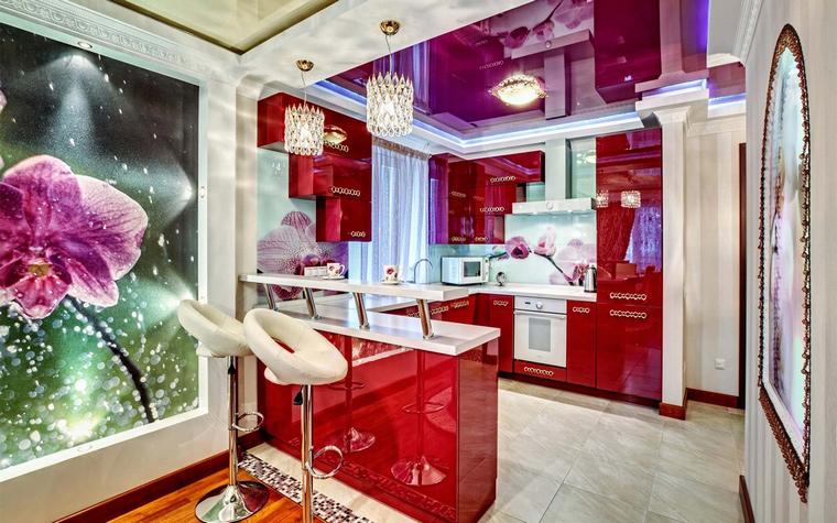 Фото № 46071 кухня  Квартира