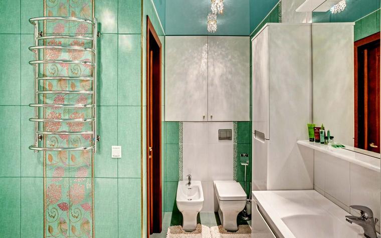 Фото № 46075 ванная  Квартира