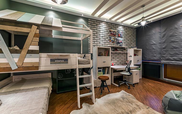 Дизайн комнаты для мальчиков