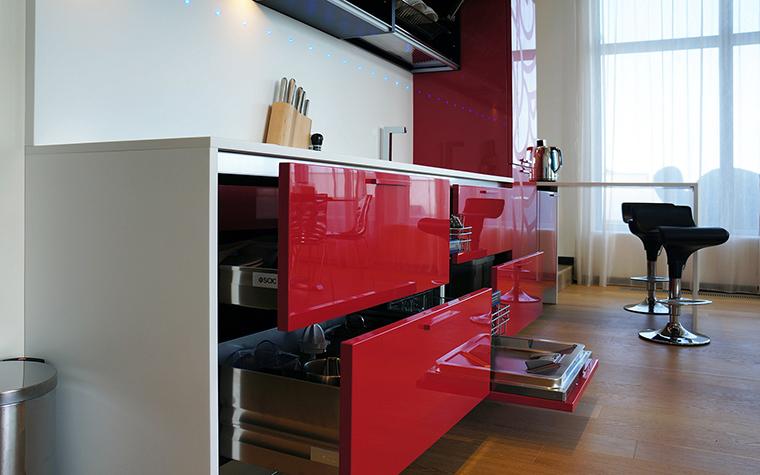 интерьер кухни - фото № 46116