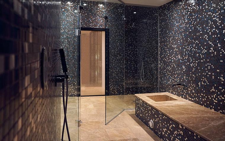 интерьер ванной - фото № 46135