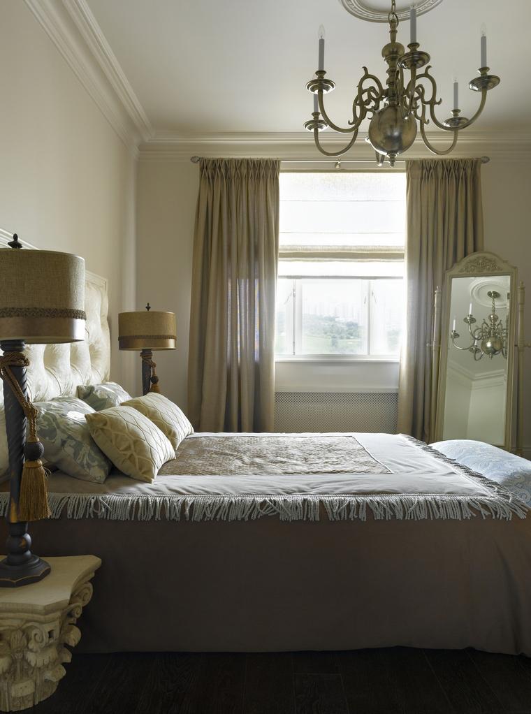 спальня - фото № 46156