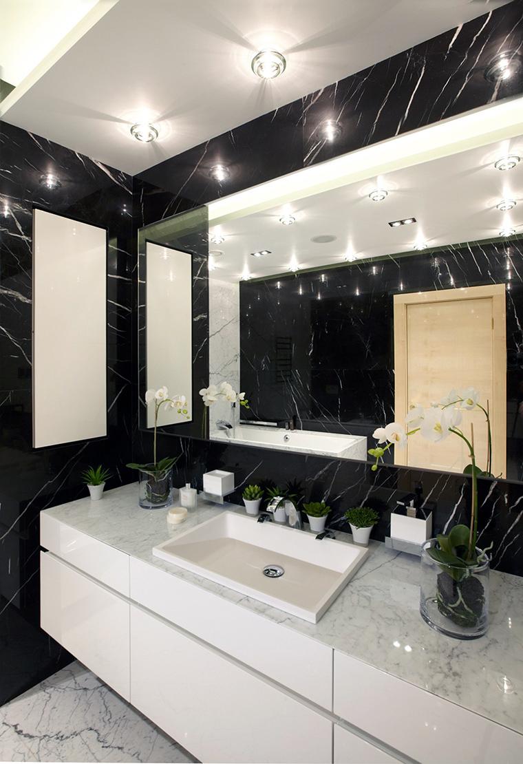 Фото № 46174 ванная  Квартира