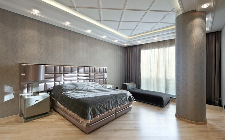 интерьер спальни - фото № 46169