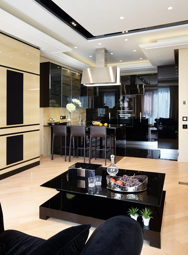 Фото № 46175 кухня  Квартира