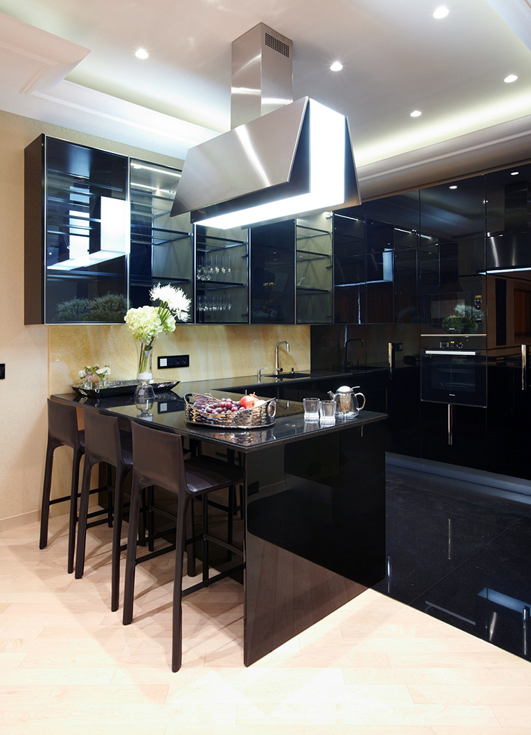 Фото № 46176 кухня  Квартира