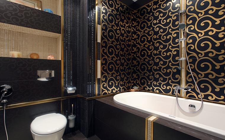 Квартира. ванная из проекта , фото №46267