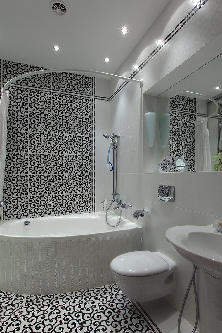 Квартира. ванная из проекта , фото №46268