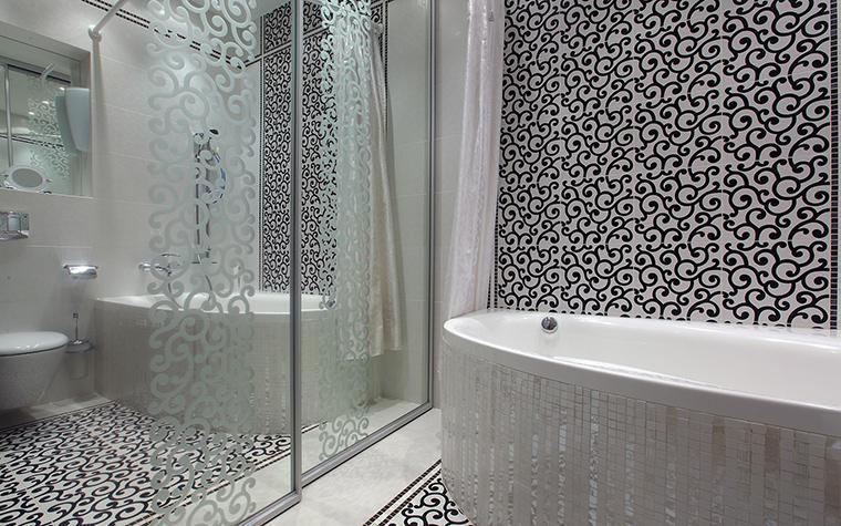 Квартира. ванная из проекта , фото №46269