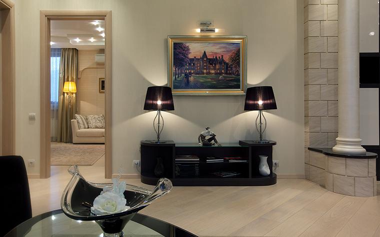 Квартира. гостиная из проекта , фото №46259