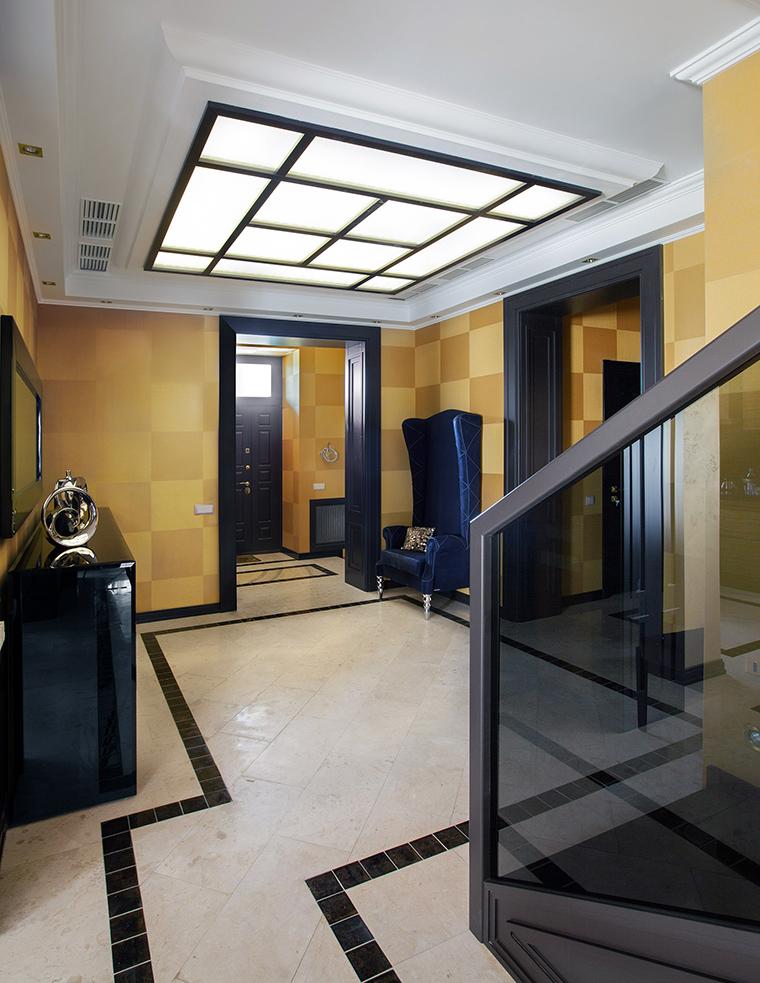 интерьер холла - фото № 46299